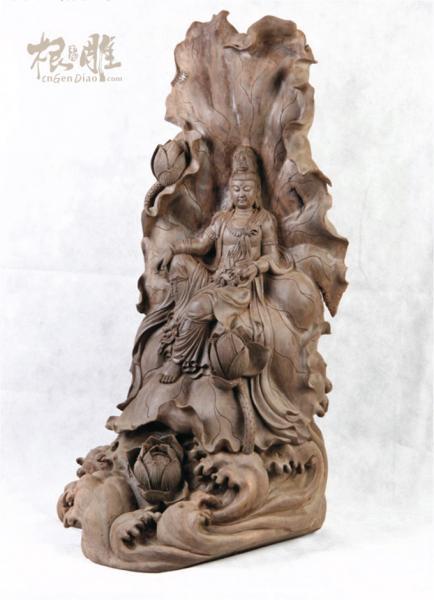木根雕-收藏升值空间无限