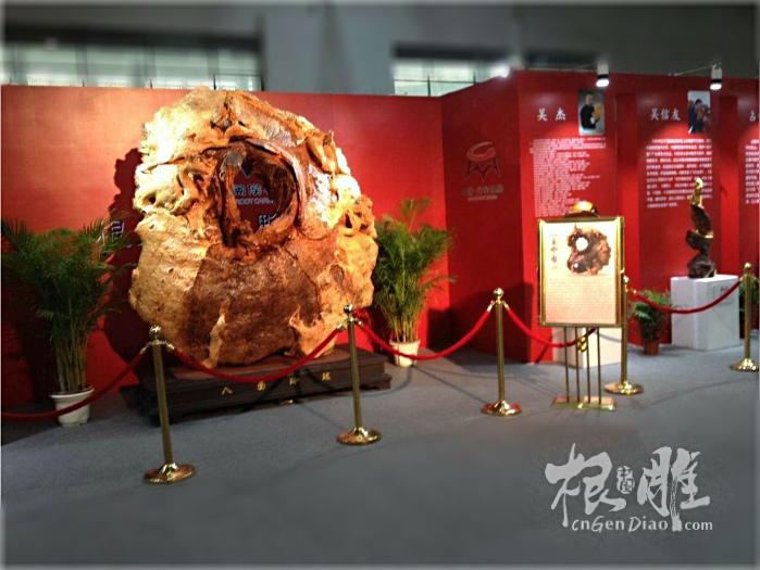 此次闽侯根雕将有八位中国根艺美术大师的作品展览,分别是:吴杰,林