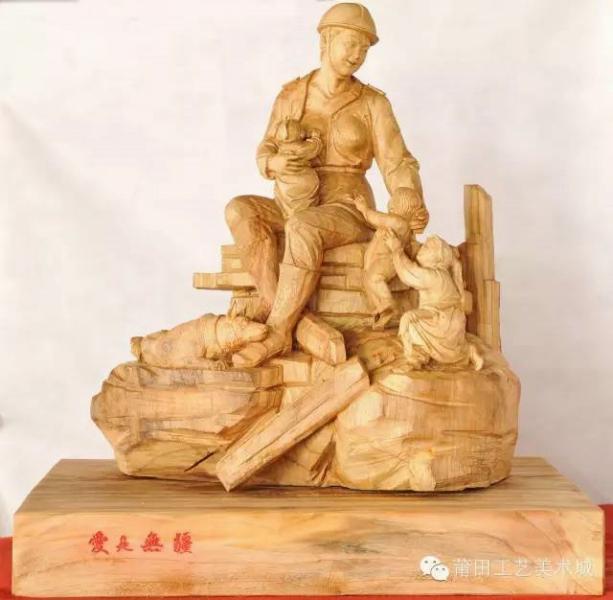 """历届""""艺鼎杯""""中国木雕现场创作大赛(金奖作品)"""