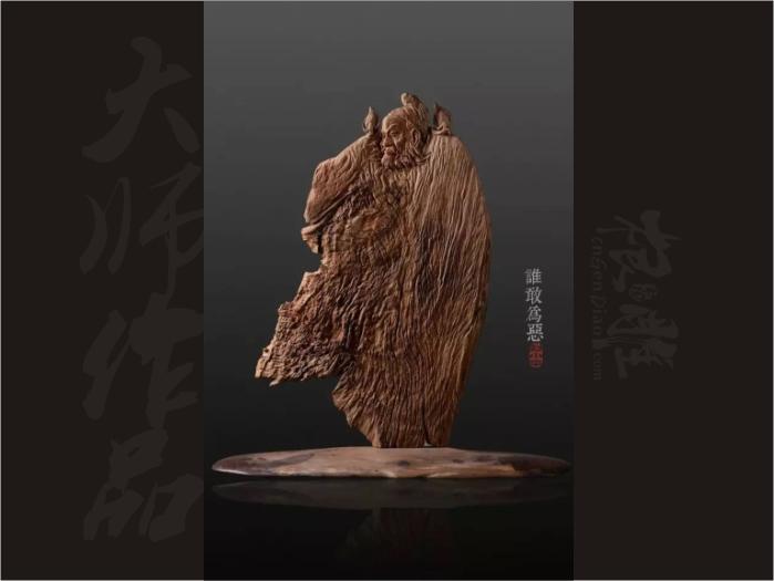 """""""艺鼎杯""""中国木雕大师邀请赛作品赏析②"""